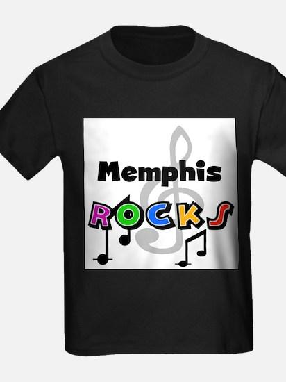 Memphis Rocks T-Shirt
