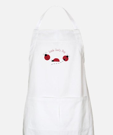 Little Lady Bug Apron