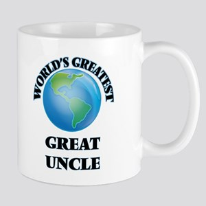 World's Greatest Great Uncle Mugs