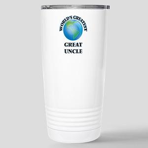 World's Greatest Great Stainless Steel Travel Mug