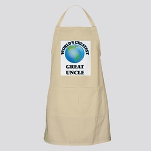 World's Greatest Great Uncle Apron