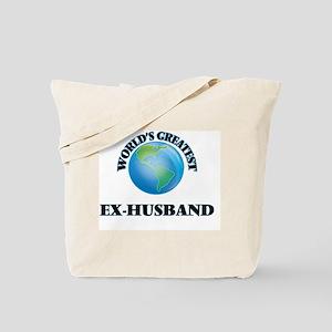 World's Greatest Ex-Husband Tote Bag