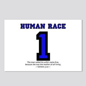 1 Human Race (BT) - Postcards (Package of 8)