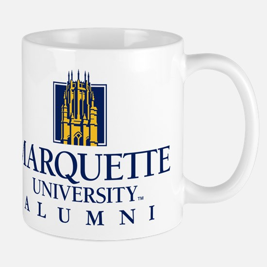 Marquette Golden Eagles Alumni Mug