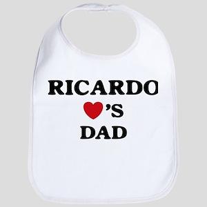 Ricardo loves dad Bib
