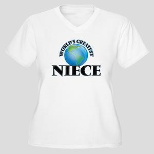 World's Greatest Niece Plus Size T-Shirt