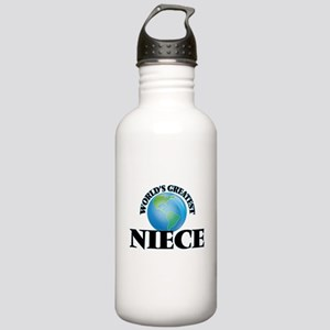 World's Greatest Niece Stainless Water Bottle 1.0L