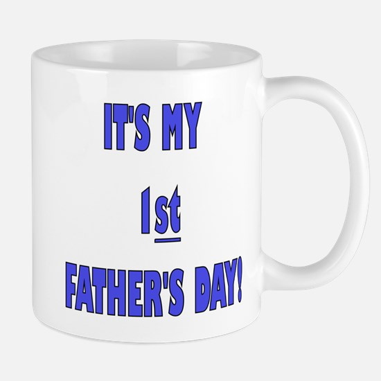 My First Father's Day Mug