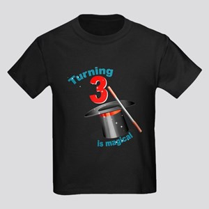3rd Birthday Magic T-Shirt