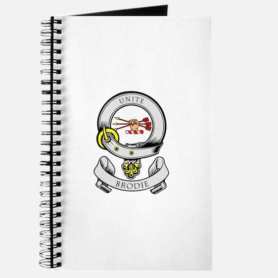 BRODIE Coat of Arms Journal