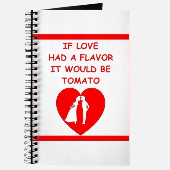 tomato Journal