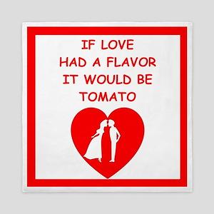 tomato Queen Duvet
