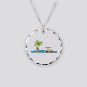 Surfer Beach Necklace
