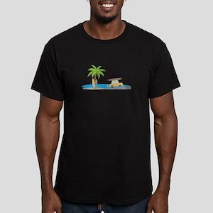 Surfer Beach T-Shirt
