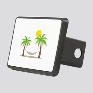 Hammock & Palms Hitch Cover