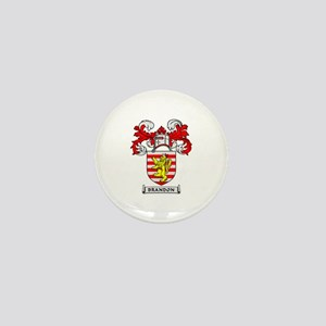 BRANDON Coat of Arms Mini Button