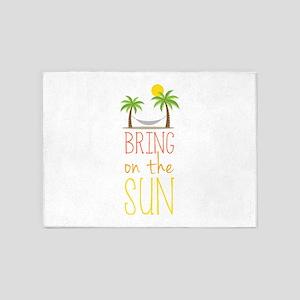 Bring on the Sun 5'x7'Area Rug