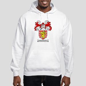 BRANDON Coat of Arms Hooded Sweatshirt