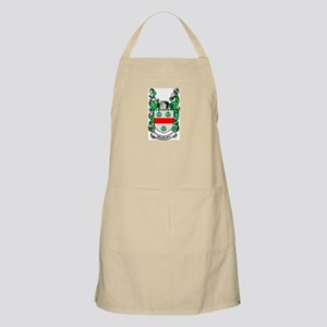 BRADLEY Coat of Arms BBQ Apron