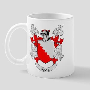 BOYLE 1 Coat of Arms Mug
