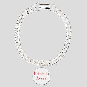 Princess Avery-bod red Bracelet