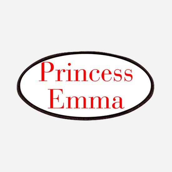 Princess Emma-bod red Patches