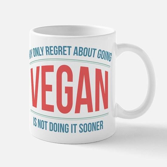 Vegan Regrets Mugs