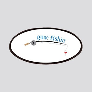 Gone Fishing Patches