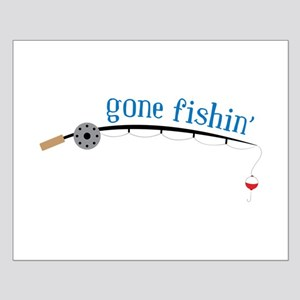 Gone Fishing Posters