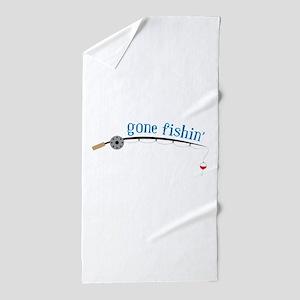 ec8f6995eab Leisure Hobbies Beach Towels - CafePress