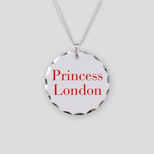 Princess London-bod red Necklace