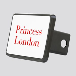 Princess London-bod red Hitch Cover