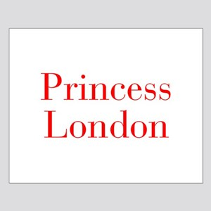 Princess London-bod red Posters