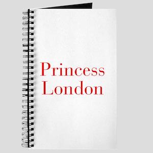 Princess London-bod red Journal