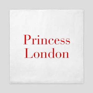Princess London-bod red Queen Duvet