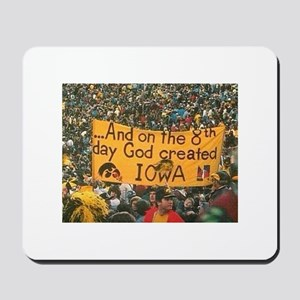 Iowa Hawkeye Photo Mousepad