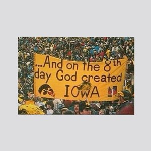 Iowa Hawkeye Photo Magnets
