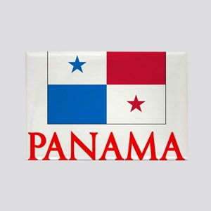 Panama Flag Design Magnets