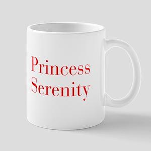 Princess Serenity-bod red Mugs