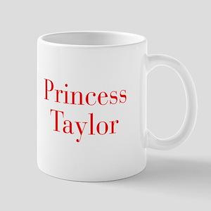 Princess Taylor-bod red Mugs