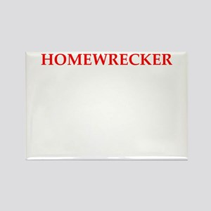 homewrecker Rectangle Magnet