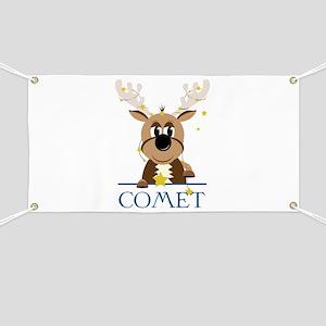 Comet Banner