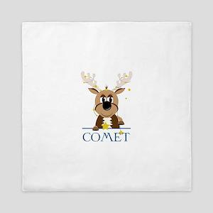 Comet Queen Duvet