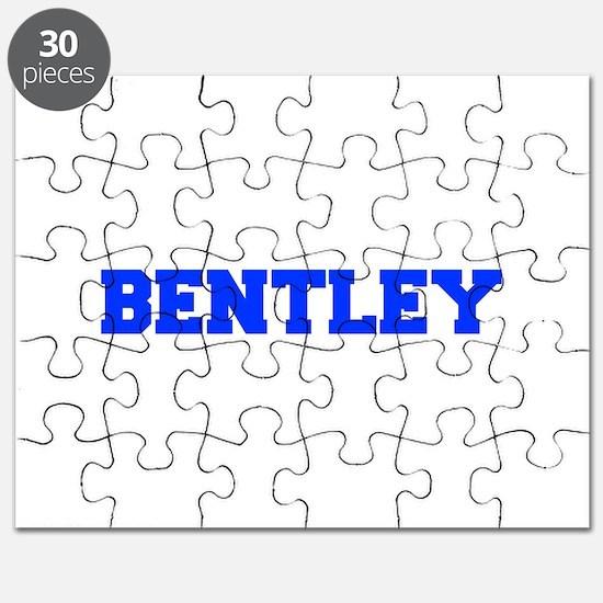 BENTLEY-fresh blue Puzzle