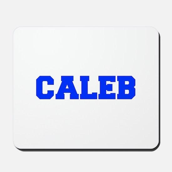 CALEB-fresh blue Mousepad