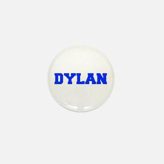 DYLAN-fresh blue Mini Button