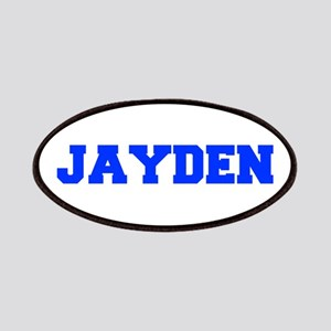 JAYDEN-fresh blue Patches