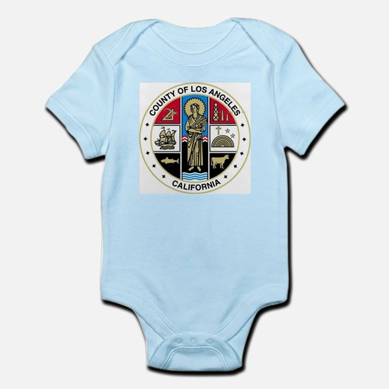 County Of Los Angeles Infant Bodysuit