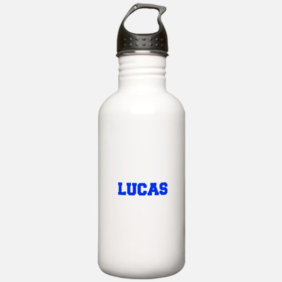 LUCAS-fresh blue Water Bottle
