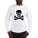 Skull and Crossed Bones Long Sleeve T-Shirt